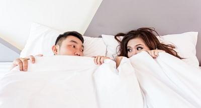 Men initiate sex 3 times more often than women