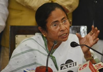 Exit polls a game plan to manipulate EVMs: Mamata