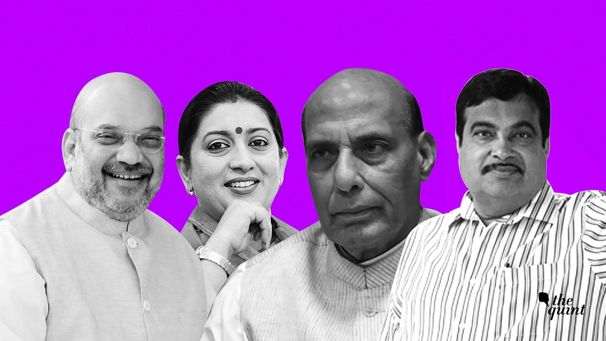 Apart from PM Modi, defence minister Rajnath Singh and home minister Amit Shah, transport minister Nitin Gadkari & women and child development minister Smriti Irani will also be in the frontrow.