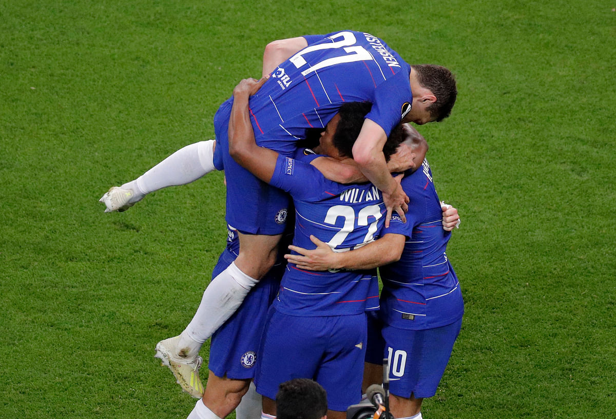 Believe This is a Goodbye to Chelsea: Hazard After Europa Win