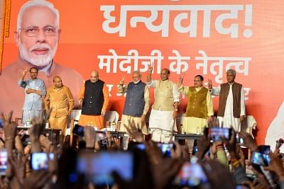 AIMPLB asks Muslims not to 'worry' over BJP sweep