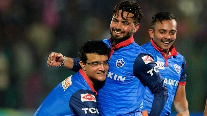 'I am obsessed with Rishabh Pant,' said BCCI President Sourav Ganguly.