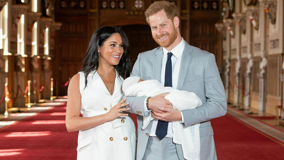 'Such a Beautiful Family': Twitter Gushes over Royal Family Photos