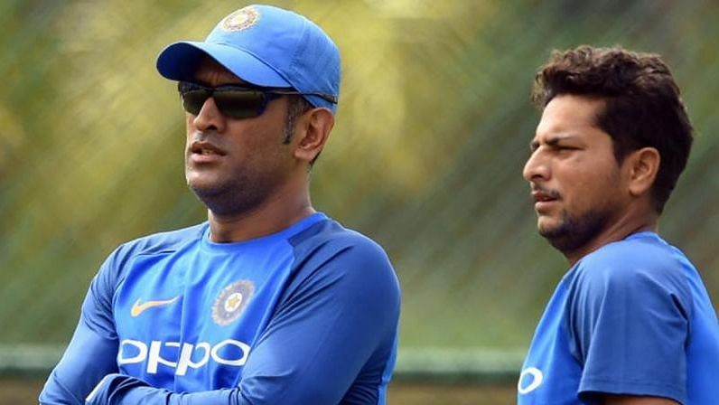 Kuldeep Yadav feels Mahendra Singh Dhoni remains in very good shape and can still play for Team India.