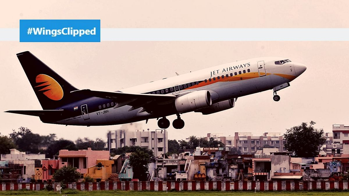 Humans of The Jet Airways Crisis: Several #WingsClipped