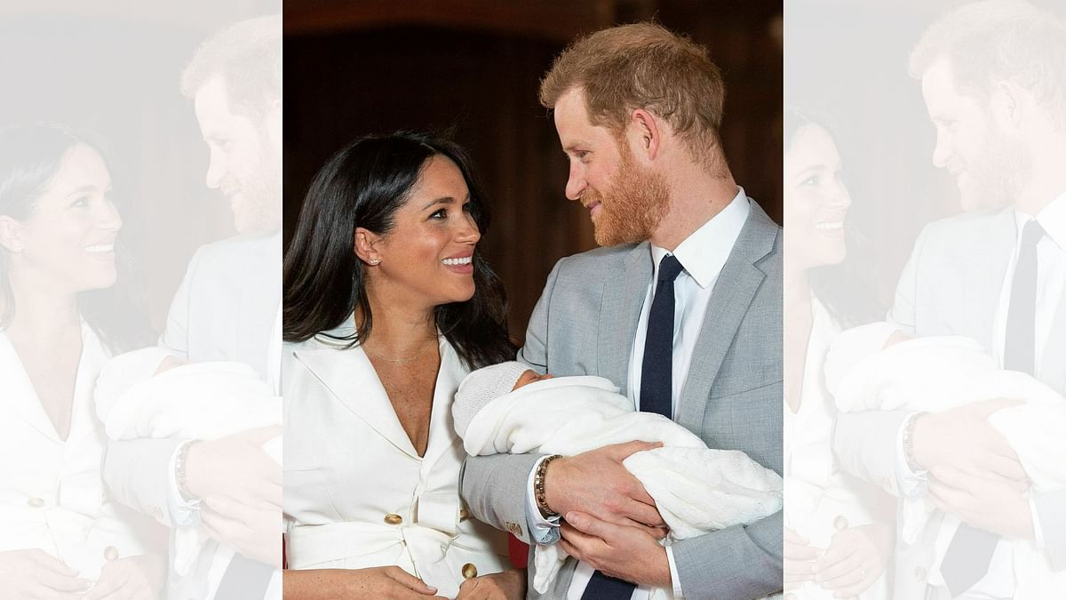 Meet Royal Baby Archie Harrison, Meghan and Prince Harry's Son