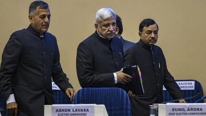 EC Rift: CEC Says Ashok Lavasa Could've Spoken out After Elections