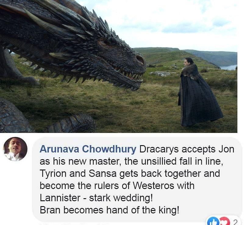 Arunava Choqdhury expected a 'happy-ending'.