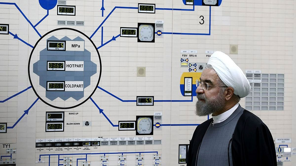 Iran Announces Partial Withdrawal from Nuke Deal Amid US Sanctions
