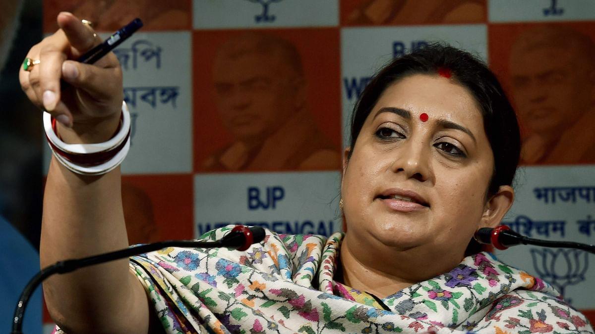 Modi Cabinet 2.0: For WCD Minister Smriti Irani, Sky is the Limit