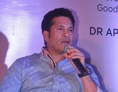 Cricket legend Sachin Tendulkar. (File Photo: IANS)