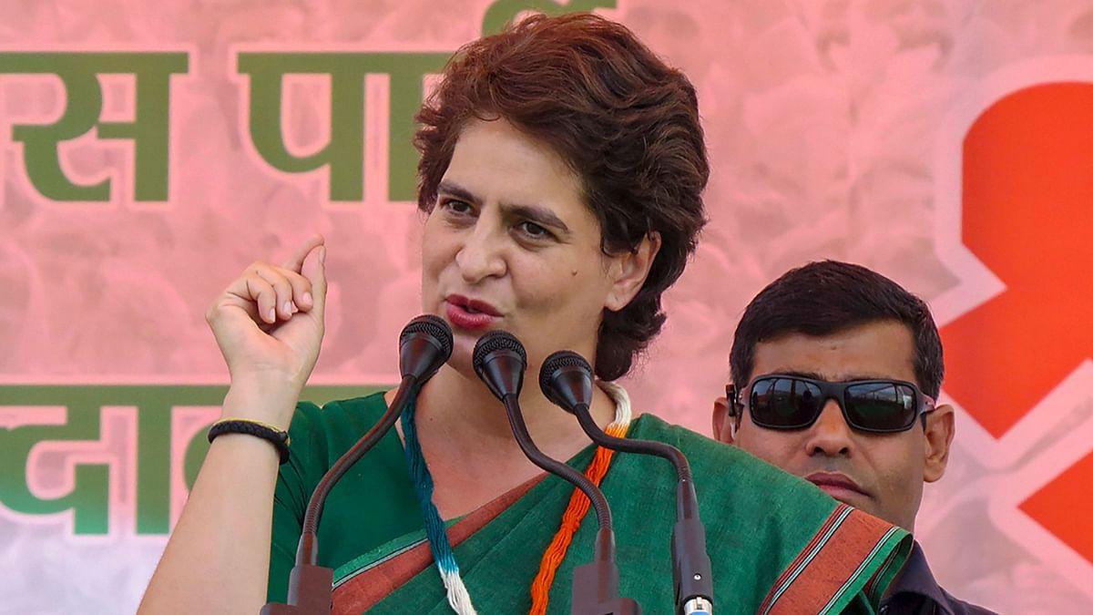 'PM Arrogant Like Duryodhan,' Says Priyanka; Amit Shah Retorts