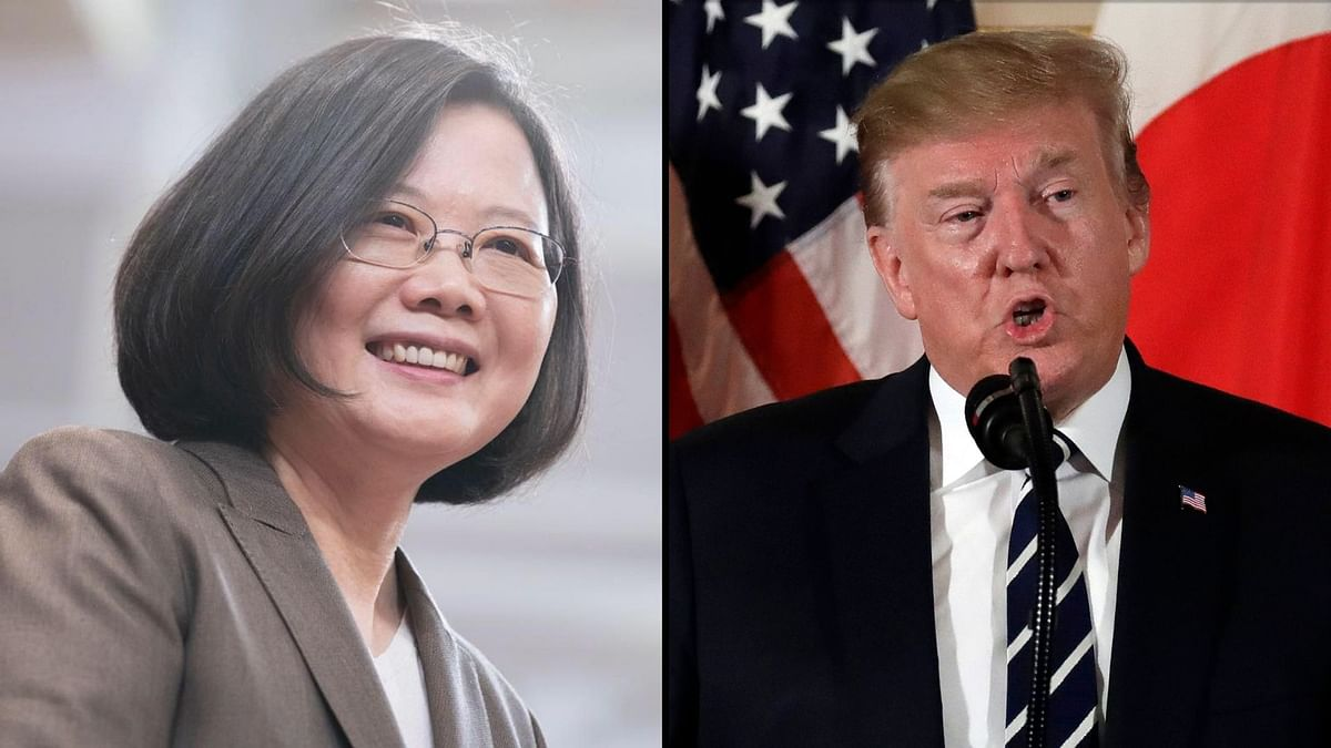 China Irked by Rare Talks Between US and Taiwan Security Officials