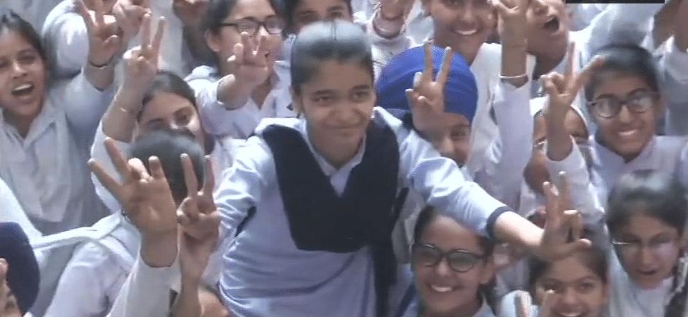 Neha Verma, Punjab state board exams topper