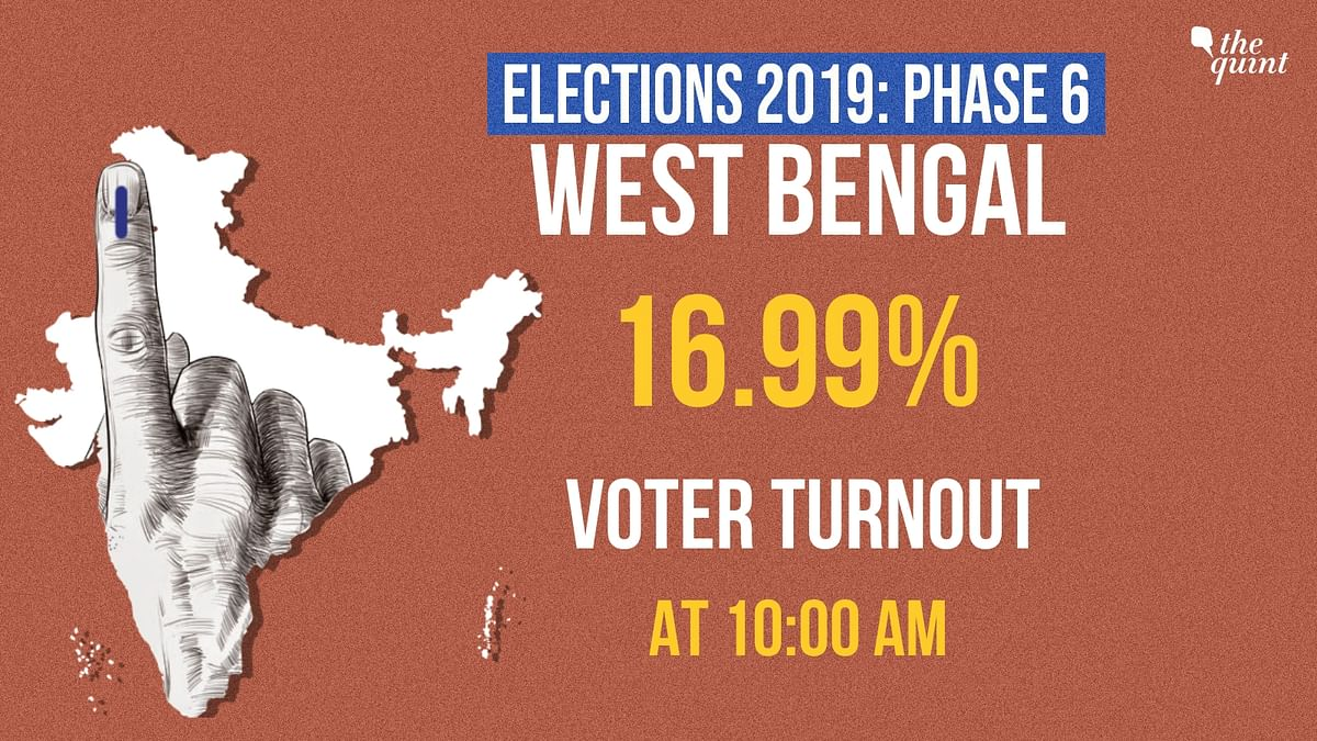 LS Phase 6: Overall Voter Turnout 63.48% Till 9 PM, Highest in WB