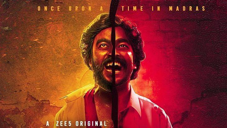 Sarath Appani in ZEE5's Tamil original series <i>Auto Shankar</i>.