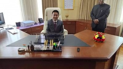 Prem Singh Tamang, who was appointed on 27 May, needs to be elected to the Assembly within six months of his appointment.