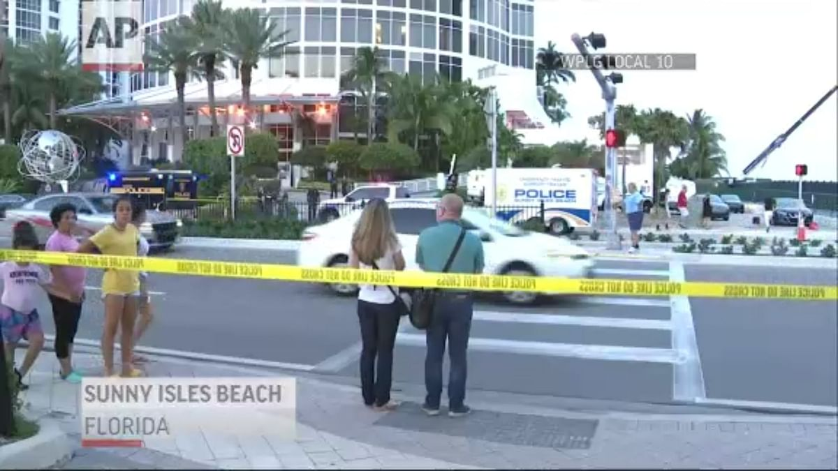 Shooting Near Florida Trump Resort Leaves One Dead, Two Injured