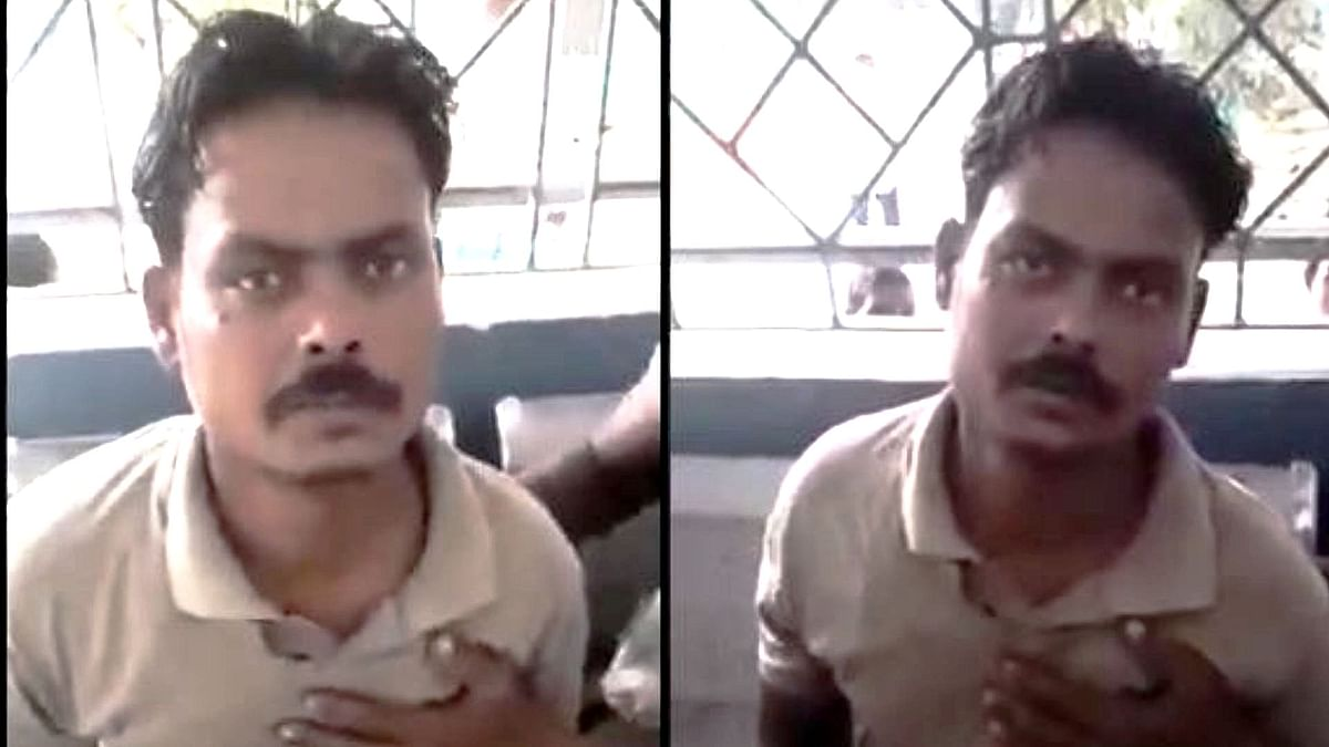 Mohd Qasim was shot at in Begusarai allegedly over his Muslim name.