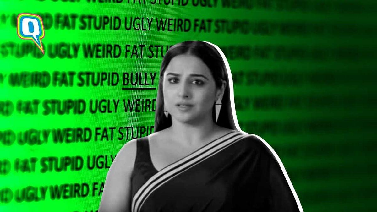 Vidya Balan Shuts Down Body Shamers In Her Recent Video