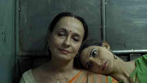 Soni Razdan and Aahana Kumra in a still from the film.