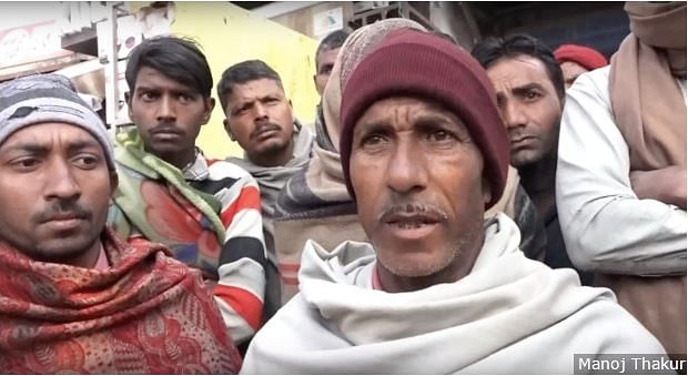 Sundar Lal, 45, used to earn around Rs 12,000 at a plywood manufacturing unit till it was hit by demonetisation. He earns less than half now--Rs 4,000-Rs 5,000--as a daily wage labourer.
