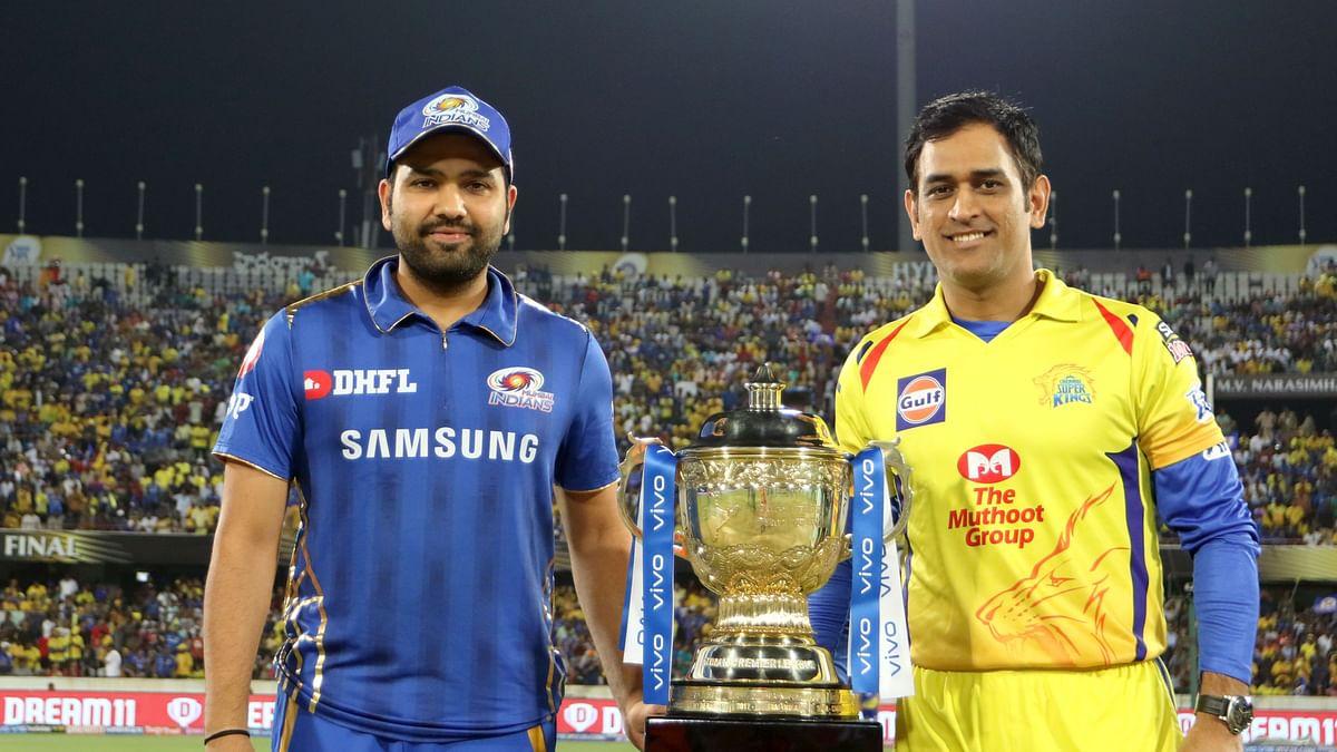 Mumbai Win Toss, Elect to Bat Against CSK in IPL 2019 Final
