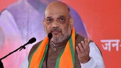 Will Lord Ram's Name be Taken in Pak, If Not in India: Amit Shah