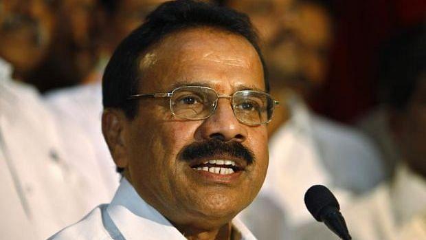 BJP's DV Sadananda Gowda.