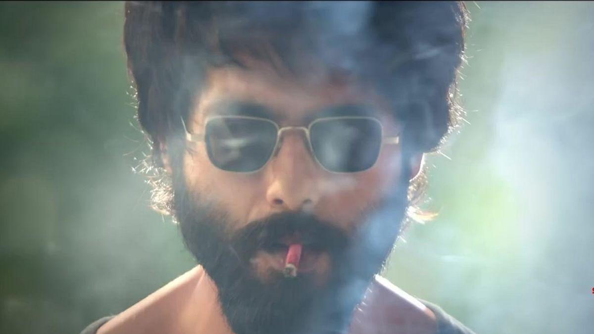 Shahid Kapoor in <i>Kabir Singh</i>.
