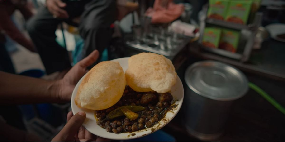 A still from Netflix's <i>Street Food</i>.
