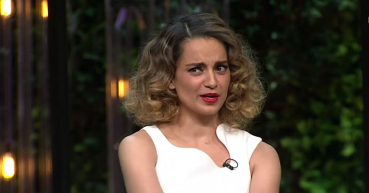 Kangana sparked conversations about privilege and inclusiveness when she appeared on <i>Koffee with Karan </i>season 5 in 2017<i>.</i>