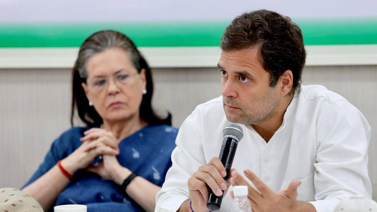 CWC Rejects Rahul Gandhi's Resignation, Seeks Party Overhaul