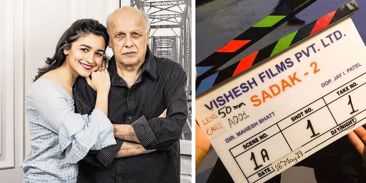 I'm Petrified: Alia Bhatt on Starting Her 'Sadak 2' Journey