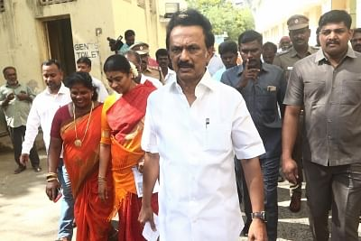 M.K. Stalin. (Photo: IANS)