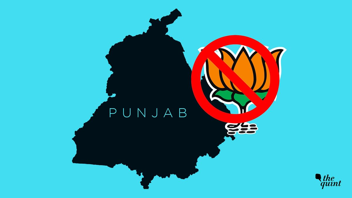 Punjab Is India's Only 'Modi-Mukt' State: These 5 Charts Show Why