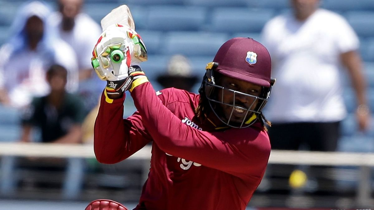 Chris Gayle Named West Indies' Vice-Captain for ICC World Cup