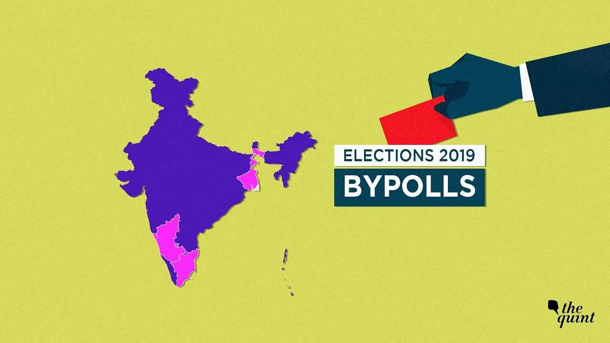 Bypolls were held for the Panaji Assembly seat in Goa, four Assembly seats in West Bengal, four Assembly seats in Tamil Nadu, and two Assembly seats in Karnataka.