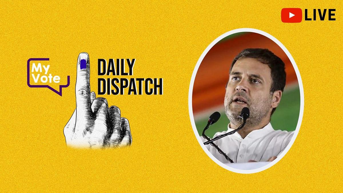 Modi Won't be Next PM: Rahul Gandhi in 1st TV Intvw in 2019 Polls