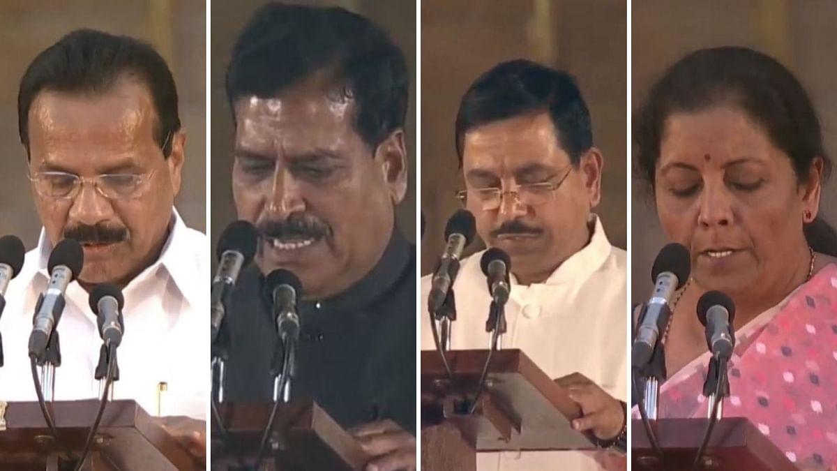 Two Dominant K'taka Communities Given Berths in Modi Cabinet 2.0