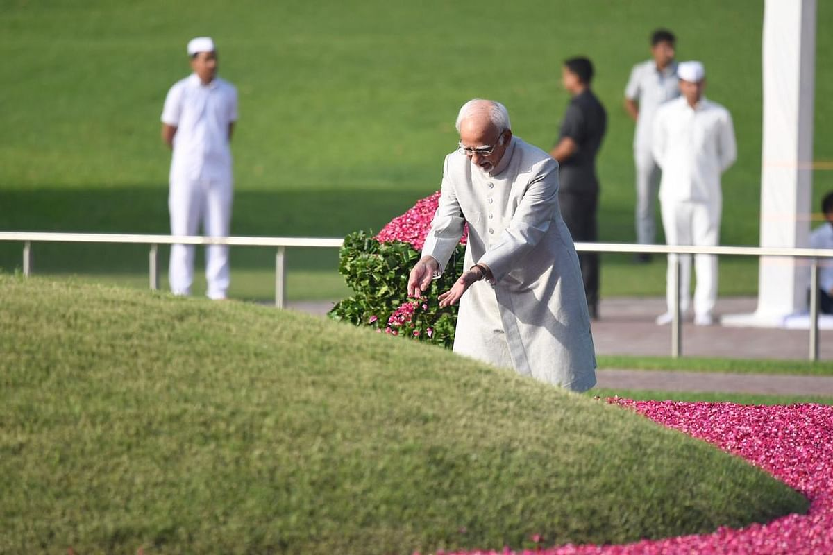 Former Vice President Hamid Ansari