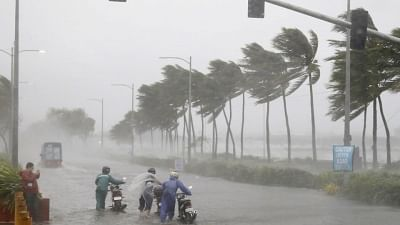 After Cyclone Alert, Rainfall Predicted in North Andhra and South Odisha