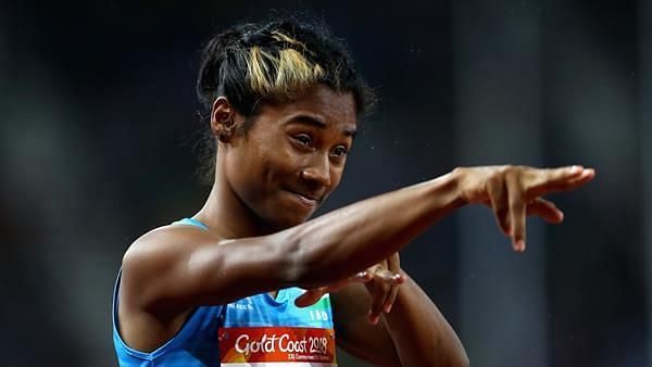 Indian Sprinters Hima Das, Mohd Anas Bag Golds in Czech Republic