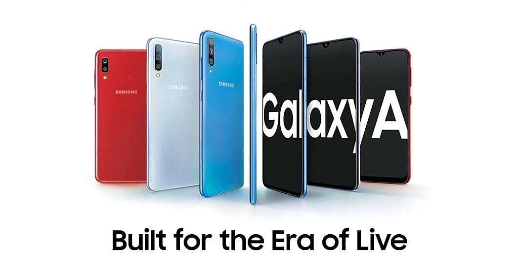 Samsung Slashes Price For Galaxy A10, A20 & A30 In India