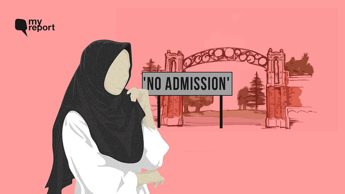 I was Denied Admission to College for Wearing a Hijab to Class