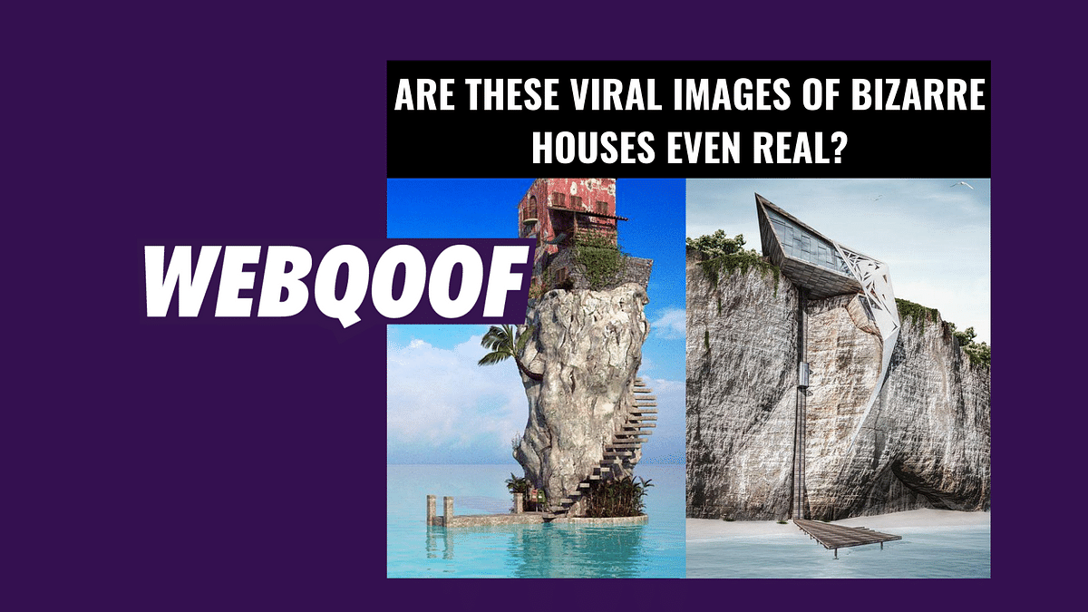 Are These Viral Images of Bizarre Houses Even Real?