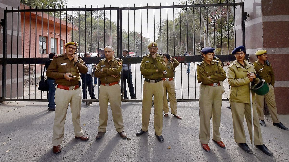 Delhi Police. Image used for representational purposes.