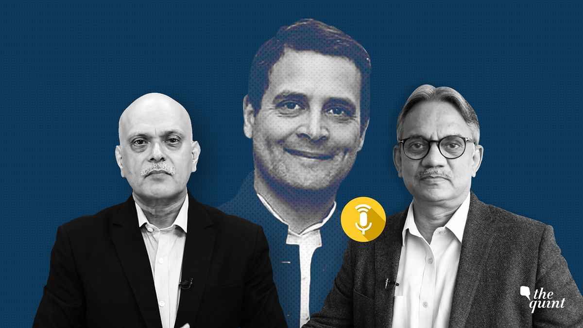 Podcast | Rahul Gandhi in Conversation With The Quint