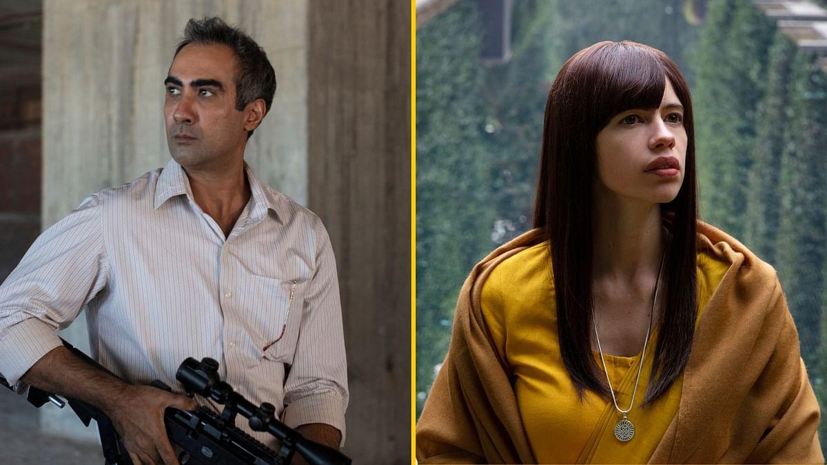 In Pics: Kalki & Ranvir Shorey's Looks in 'Sacred Games' Season 2