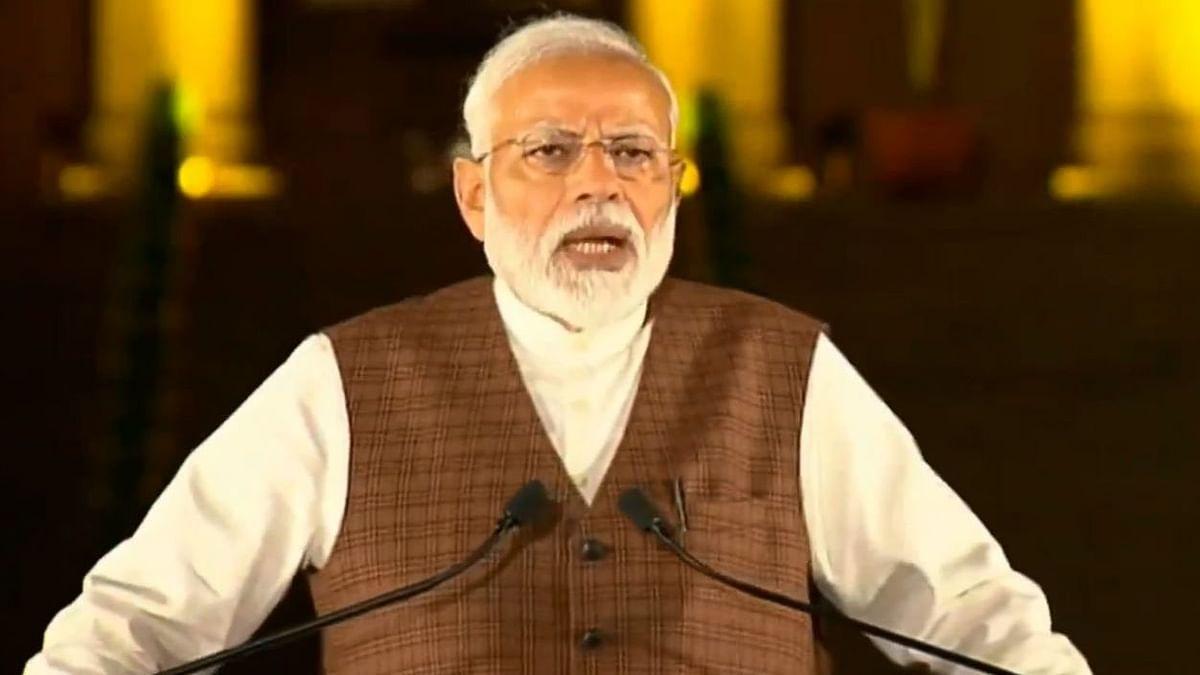 'Sabka Saath, Sabka Vikas, Sabka Vishwas': PM Modi at NDA Meet